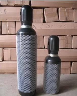 Vỏ chai oxy 4 Lit