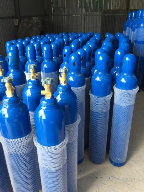 Vỏ chai Oxy 10 lít
